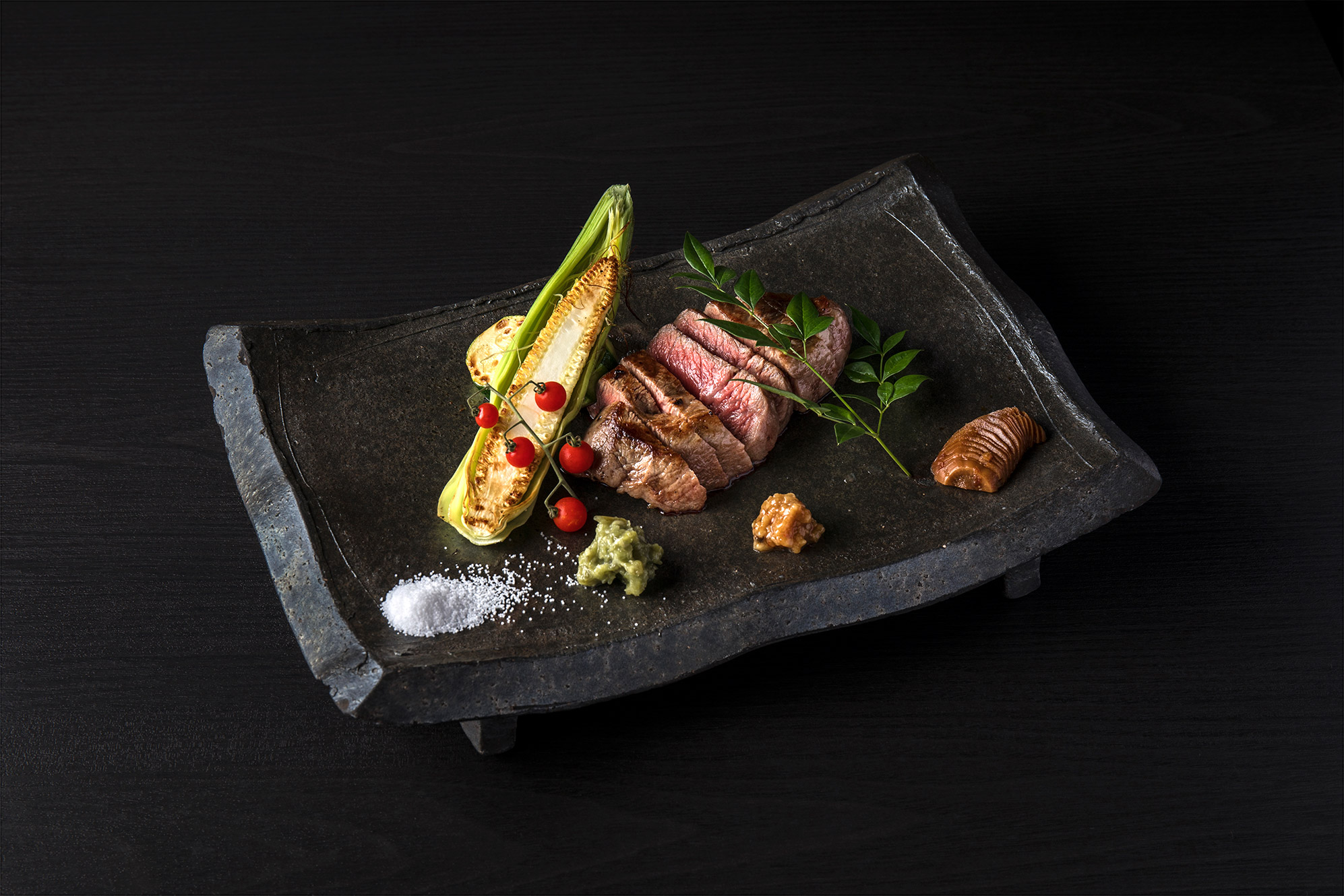Specialized restaurant of Wagyu - GURURI